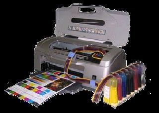Cara Mengatasi Cartridge Tidak Keluar Tinta